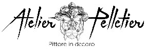 Atelier Pelletier pittore in decoro Ponte Tresa